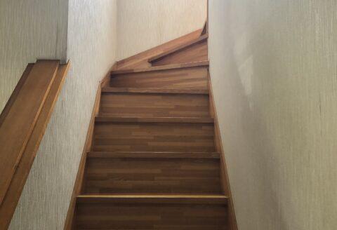 階段手摺工事