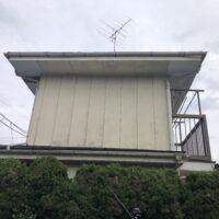 屋根軒裏改修工事